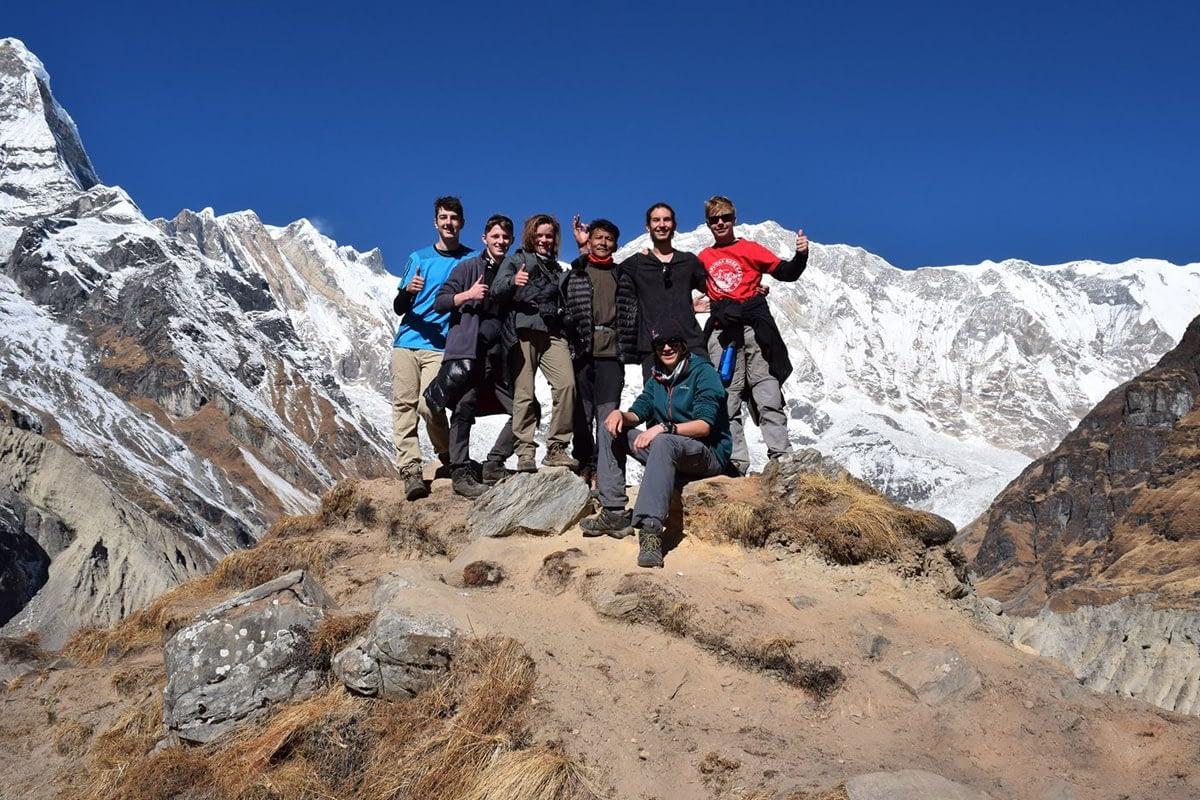 Annapurna Base Camp Trek   Adventures Dream