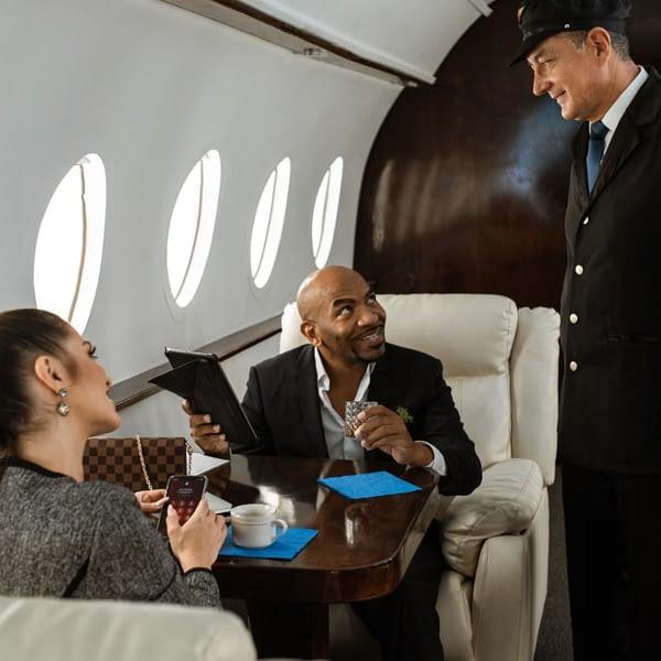 Private Jet Etiquette | Adventures Dream